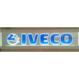 Frézált LED-es tábla IVECO
