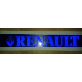 Gravírozott LED-es tábla RENAULT