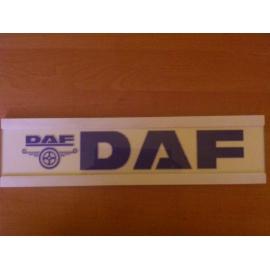 Frézált LED-es tábla DAF