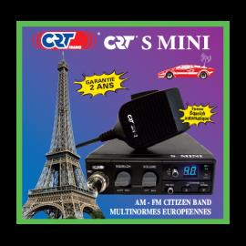 CB rádió CRT S-Mini 2